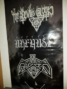 Urfaust Konzert Poster