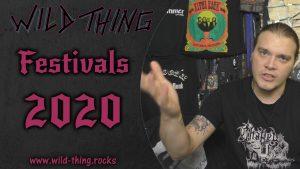 Die erste Festival-Vorschau 2020