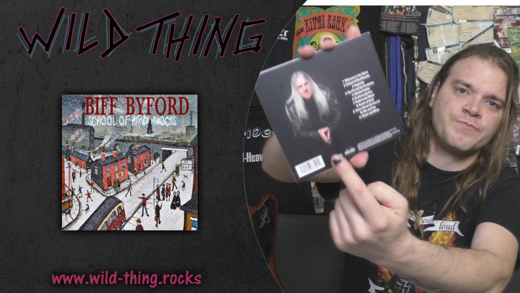 Biff Byford und sein erstes Soloalbum