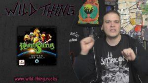 Heavysaurus: Das zweite Album - Mit ernsteren Themen