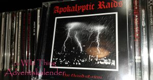 The Apokalyptic Raids im Wild Thing Adventskalender