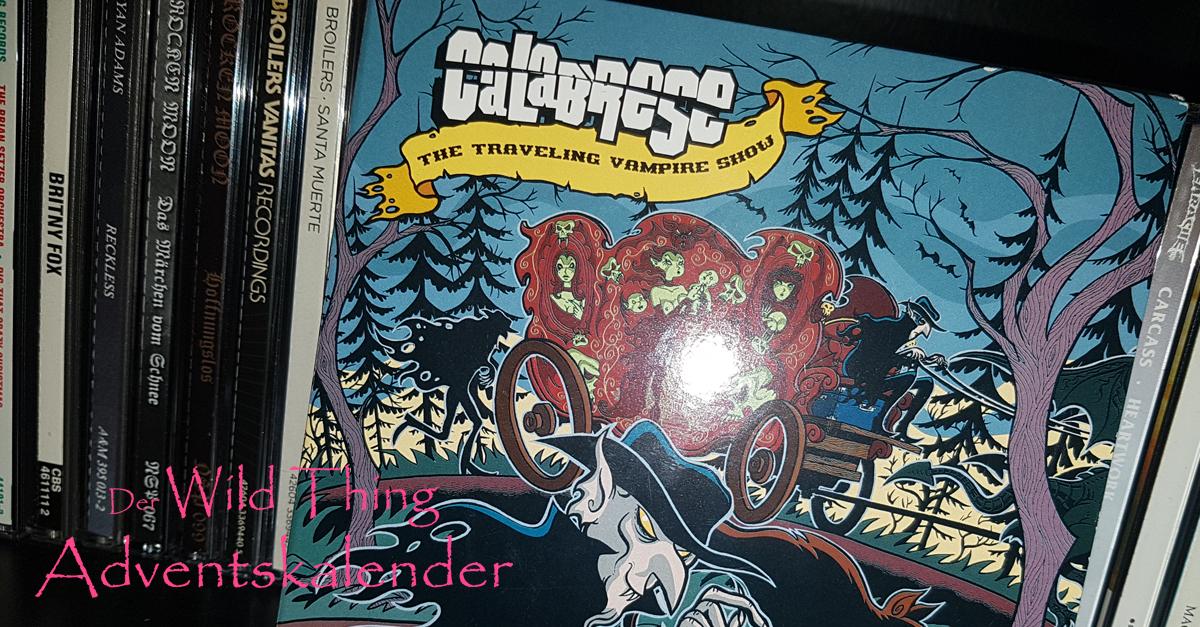 Calabrese im Wild Thing Adventskalender