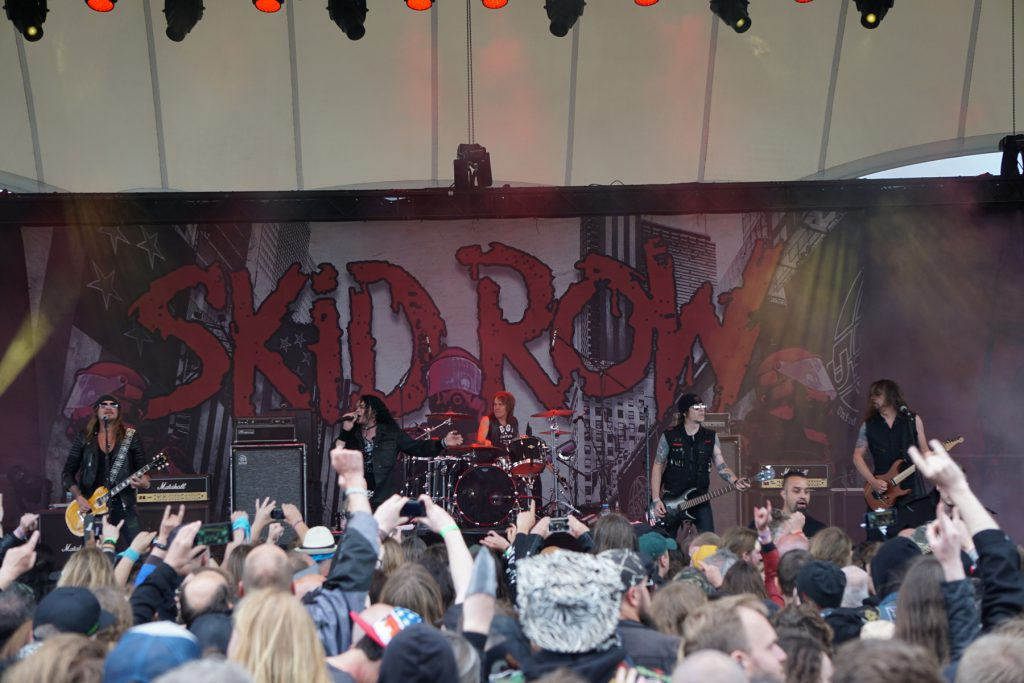 Skid Row - Rock Hard Festival 2019