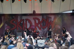 Skid Row - Rock Hard Festival 2019