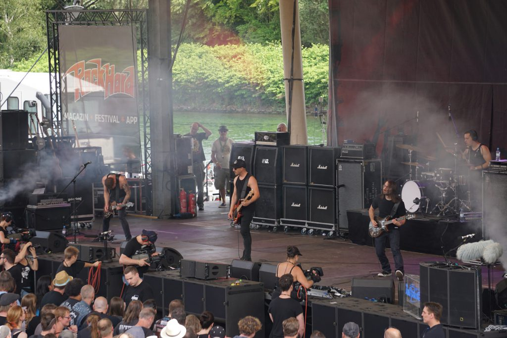 Long Distance Calling - Rock Hard Festival 2019