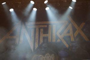 Anthrax - Rock Hard Festival 2019