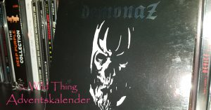 Demonaz im Wild Thing Adventskalender