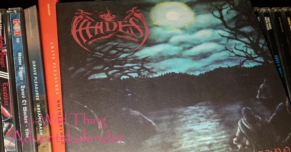 Hades im Wild Thing Adventskalender