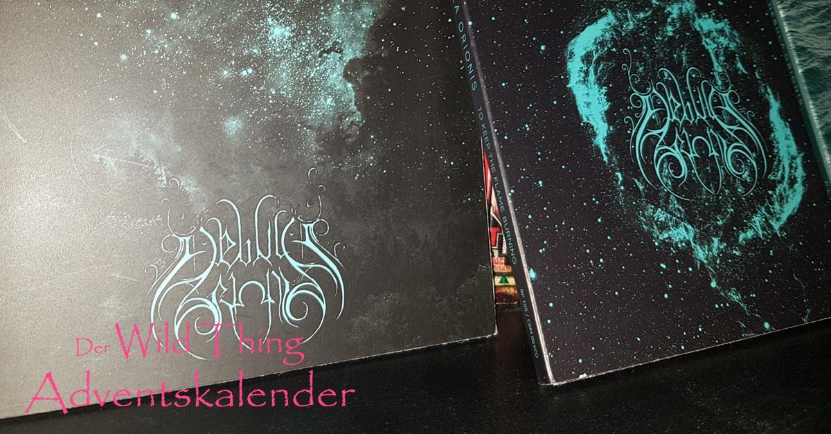 Nebula Orionis im Wild Thing Adventskalender