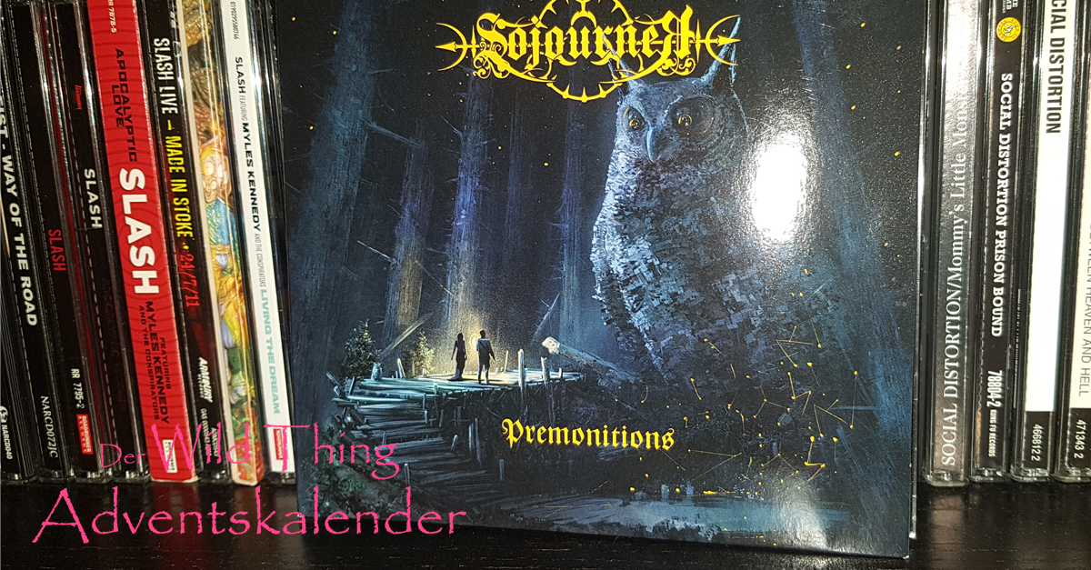 Sojourner im Wild Thing Adventskalender