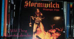 Stormwitch im Wild Thing Adventskalender