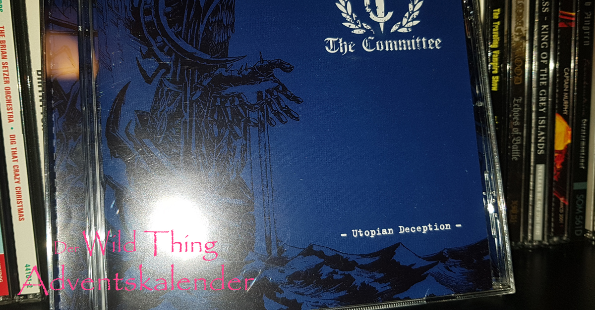 The Committee im Wild Thing Adventskalender