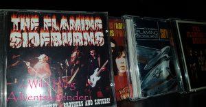 The Flaming Sideburns im Wild Thing Adventskalender