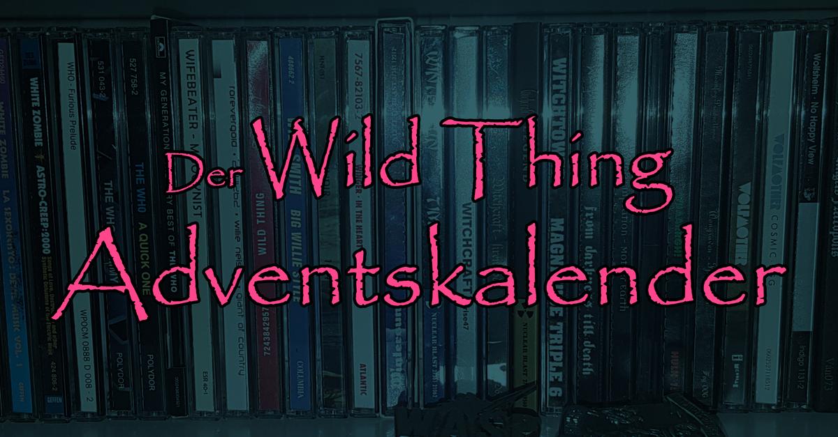 Wild Thing Adventskalender
