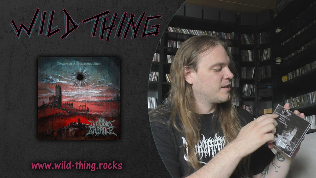 The Void's Embrace: Vielseitiger Melodic Death Metal aus Gelsenkirchen