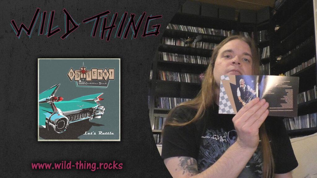 Overkill-Bassist macht auf Brian Setzer: DD Verni & The Cadillac Band